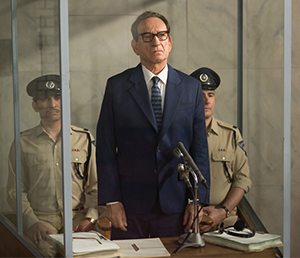 Ben Kingsley as Adolph Eichmann