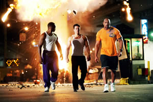 Pain & Gain: a tale of three morons