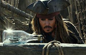 Gratuitous photo of Jack Sparrow, savvy?