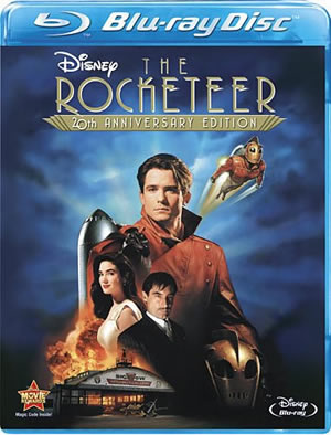 The Rocketeer is now on Blu-ray.
