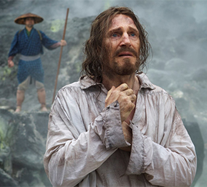 Father Ferreira (Liam Neeson)