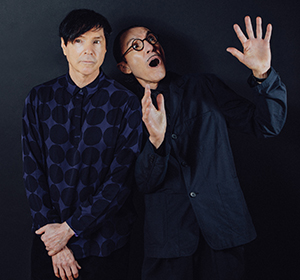 Russell and Ron Mael