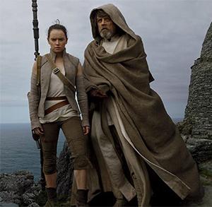 Are Rey and Luke the last Jedi?