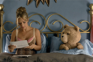 The marital bed offers many problems for Ted