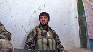 Afghani soldiers tell spring not to come this year