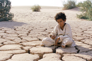 Theeb follows his brother into the desert