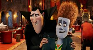 Dracula and a freakish Jonathan