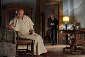 Piccoli and Stuhr in a Vatican-based comedy