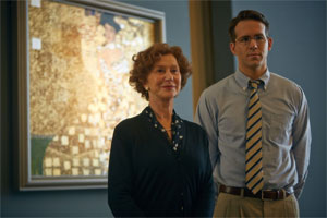 Mirren and Reynolds try to recover The Woman in Gold
