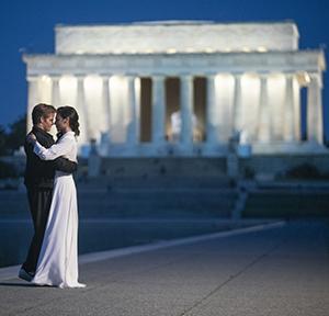 Steve and Diana romance D.C.