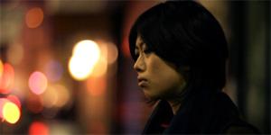 Yukiko is temporarily homeless in Paris
