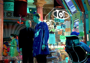 Waltz and Thewlis try to prove The Zero Theorem