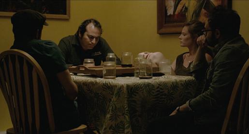 Actor Martinez portrays character Martinez