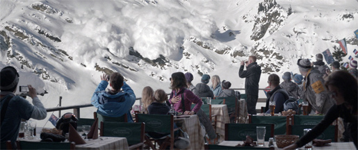 A controlled avalanche may not be so controlled...