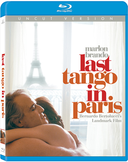 Last Tango in Paris: Now on Blu-ray