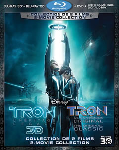 Tron: Legacy is showcase material on Blu-ray