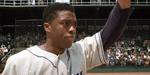 Boseman wears #42