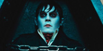 Depp hides in the Dark Shadows