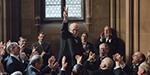 Gary Oldman is Winston Churchill