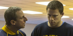 Carrell and Tatum wrestle for Foxcatcher