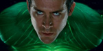 Reynolds carries a Green Lantern