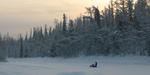 Lonely, happy people spend years in the Taiga