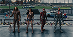 The Justice League assembles