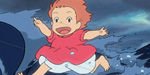 Ponyo rides the waves of sea-level rise
