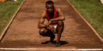 Stephan James Races in Jesse Owens' shoes