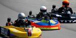 Three teens have Racing Dreams
