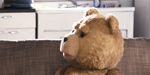 Ted grows up to be a 30-something toy