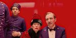 Fiennes takes care of The Grand Budapest Hotel