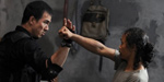 Taslim and Ruhian fight during The Raid