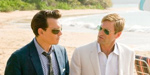 Depp and Eckhart write The Rum Diary