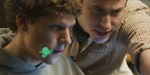 Eisenberg and Mazzello concoct The Social Network