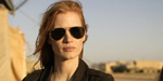 Chastain hunts at Zero Dark Thirty